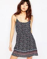 Brave Soul Print Dress