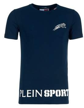Philipp Plein Sport CALI men's T shirt in Blue