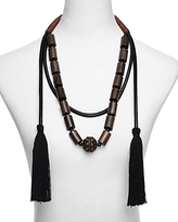 Max Mara Faust Necklace, 13.5