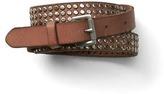Gap Nailhead stud leather belt