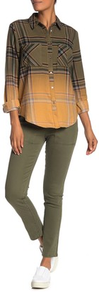 Love, Fire Solid Pull-On Twill Pants