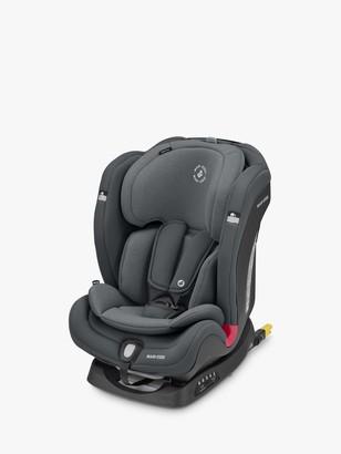 Maxi-Cosi Titan Plus Group 1/2/3 Car Seat, Authentic Graphite