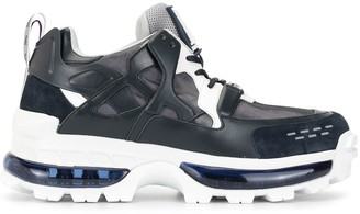 Emporio Armani Cushioned Sole Chunky Sneakers