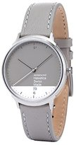 Mondaine Ladies 'Watch Helvetica No1 Light Graphic Edition Analogue Quartz Leather mh1.l2280 LH