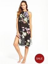 Ted Baker Kensington Floral Midi Cover Up