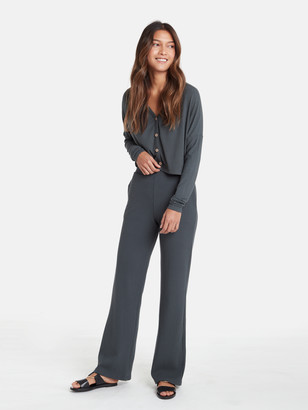 Oslo Button Front Top