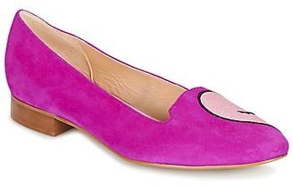 Mellow Yellow DRECCY women's Shoes (Pumps / Ballerinas) in Pink
