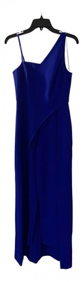 Aidan Mattox Blue Jumpsuit for Women