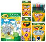 Crayola Back To School Bundle