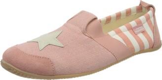 Living Kitzbühel unisex baby Velcro shoe star slippers