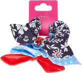 Joules Girls Ditsy 3 Pack Scrunchie