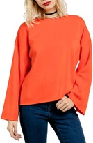 Volcom Women's Lost Cause Bell Sleeve Sweatshirt