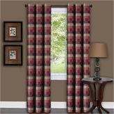 Asstd National Brand Harvard Grommet-Top Curtain Panel