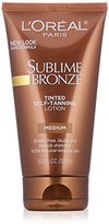 L'Oreal Sublime Bronze Tinted Lotion