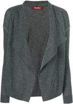 Max Mara open-front cardigan