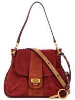Chloé Small Lexa Shoulder Bag - Red