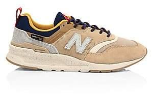 New Balance Men's FTWR Suede & Mesh Sneakers