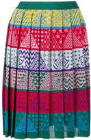 Mary Katrantzou sparkle Mandy skirt