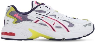 Asics GEL-KAYANO 5 OG LEATHER & MESH SNEAKERS