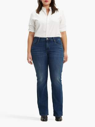 Levi's Plus 315 Shaping Bootcut Jeans, London Nights