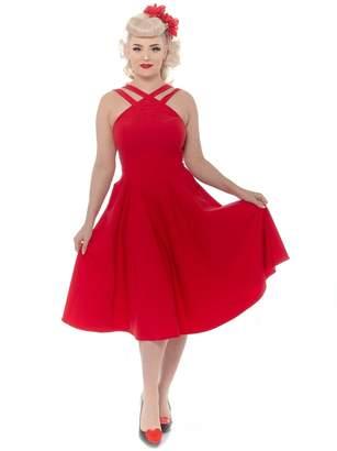 Rebel Love Clothing Pretty Woman Swing-Dress