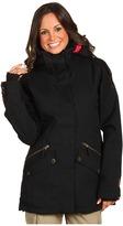 Roxy Firefly 10K Shell Snow Jacket (Black) - Apparel