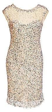 Parker Black Women's Sequin Bodycon Mini Dress
