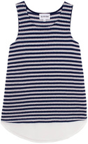 Olive + Oak Olive & Oak Nautical Striped Tank