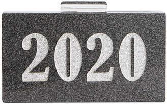 INC International Concepts Inc New Year Eve 2020 Box Clutch