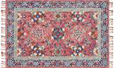 Loloi ZHARZR-03RODE2676 Rugs Zharah Collection Rose/Denim Transitional Area Rug