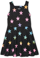 Flowers by Zoe Girls 4-6x) Star Print Dress