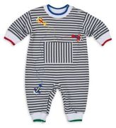 Florence Eiseman Baby's Striped Romper