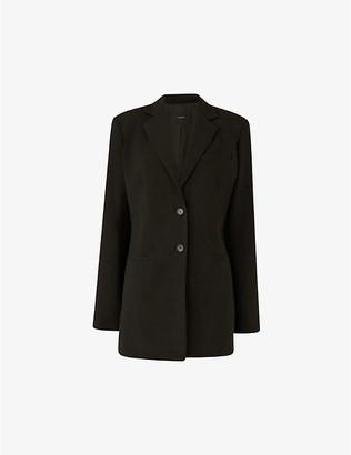 Joseph Jani single-breasted wool jacket