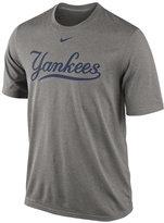 Nike Men's New York Yankees Legend Wordmark T-Shirt