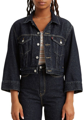 Levi's Loose Sleeve Trucker Jacket