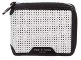 Rag & Bone Perforated Leather Wallet