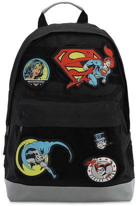 Fabric Flavours Super Hero Nylon Backpack
