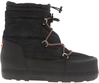 Athleta Original Snow Short Quilted Boot By Hunter