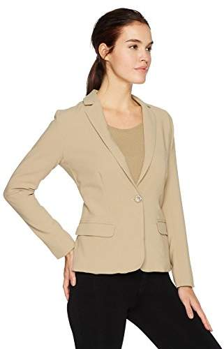 0edd0b51f Women's Corvin Fitted Blazer with Striped Lining