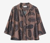 Toast Srinagar Paisley Print PJ Shirt