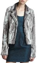 SW3 Bespoke Leyton Faux-Fur Jacket
