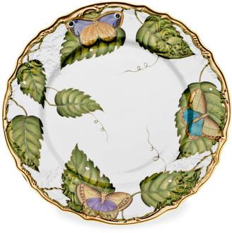 Anna Weatherley Exotic Butterflies Dinner Plate