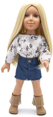 I'm A Girly Zoe Fashion Doll