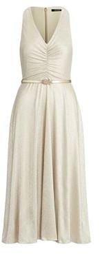 Thumbnail for your product : Lauren Ralph Lauren 3/4 length dress