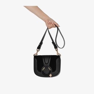 See by Chloe black Hana leather cross body bag