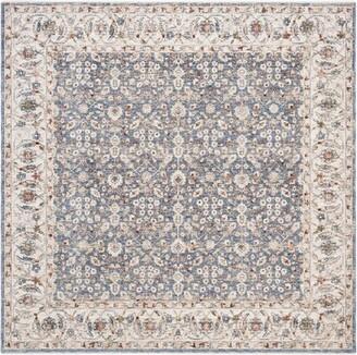 """Lauren Ralph Lauren Helena Oriental Ivory/Blue Area Rug Rug Size: Rectangle 7'9"""" x 10'"""