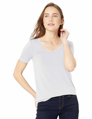 Daily Ritual Amazon Brand Women's Jersey Short-Sleeve Scoop Neck Shirt