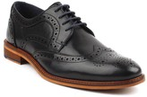 Modern Fiction Hymn Wingtip Leather Derby