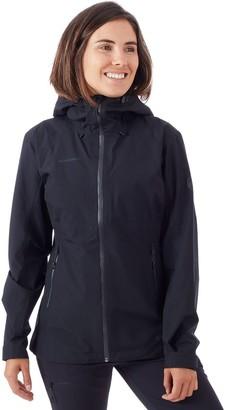 Mammut Convey Tour HS Hooded Jacket - Women's