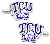 Cufflinks Inc. Men's Cufflinks, Inc. 'Tcu Horned Frogs' Cuff Links